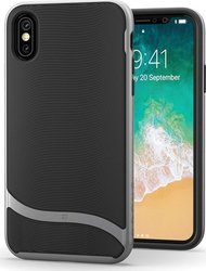 Snugg Cascade Back Cover Space Grey (iPhone X/Xs)