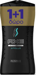 Axe Apollo Body Wash XL x2 800ml