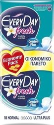 Every Day Fresh Normal Ultra Plus 18τμχ