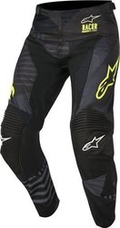 Alpinestars Racer Tactical Black/Yellow Fluo 2018