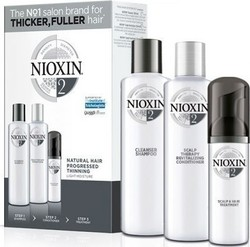 Nioxin System 2 Loyalty Kit for Natural Hair