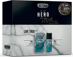 STR8 Live True Limited Edition Giannis Antetokounmpo