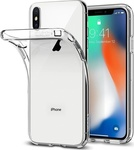 Spigen Liquid Crystal Clear (iPhone X)