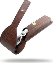 Captain Fawcett's Razor & Handcrafted Leather Case