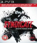 Syndicate Executive Packaging Edition PS3