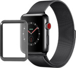 OEM Tempered Glass Full Cover (Apple Watch Series 3 42mm)
