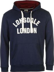 Lonsdale HTG Over The Head 535017 Navy