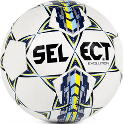 Select Sport Evolution Νο 5 10964 White/Blue