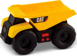 Toy State Cat Mini Mover Dump Truck