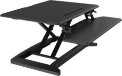 Loctek Sit-Stand Workstation