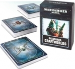 Games Workshop Warhammer 40000 Datacards Craftworlds