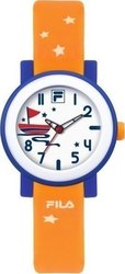Fila Orange Rubber Strap 38-202-010