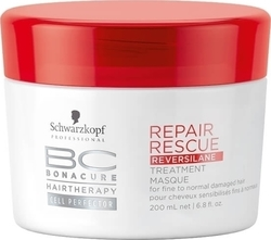 Schwarzkopf Bc Repair Rescue Reversilane Masque 200ml