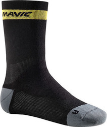 MAVIC KSYRIUM ELITE Thermo Sock Black - Dark Cloud Κάλτσες