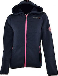 GEOGRAPHICAL NORWAY JACKET TORCHE FUR WP721F ΜΠΛΕ