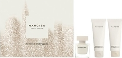 Narciso Rodriguez Narciso Eau de Parfum 50ml, Shower Cream 75ml & Body Lotion 75ml
