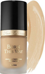 Too Faced Born Way Fond De Teint Natural Beige 30ml