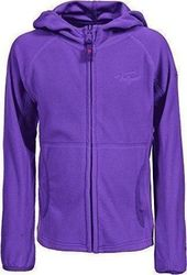 Snozzle Purple Rain Παιδική Ζακέτα Fleece Trespass