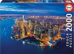 New York Aerial View 2000pcs (16773) Educa
