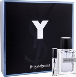 Ysl Y Men Eau de Toilette 60ml & Eau de Toilette 10ml