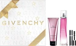 Givenchy Very Irresistible Eau de Toilette 50ml, Body Lotion 75ml & Mini Mascara Noir Couture