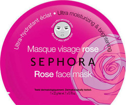 Sephora Collection Rose Face Mask 22gr