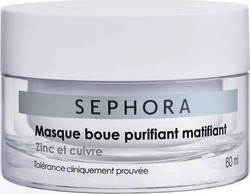 Sephora Collection Masque Boue Purifiant Matifiant 60ml