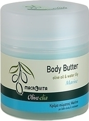 Macrovita Olive Oil & Water Lily Marine Body Butter 200ml