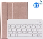 "Bluetooth Keyboard Flip Cover Ροζ Χρυσό (iPad 2017/2018 9.7"")"