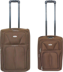 Travel Land COG-785-MS Set 2 Brown Medium / Cabin