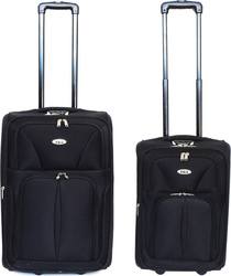 Travel Land COG-785-MS Set 2 Black Medium / Cabin
