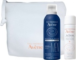 Avene Eau Thermale Men Mousse a Raser 200ml & Eau Thermale Spring Water 50ml