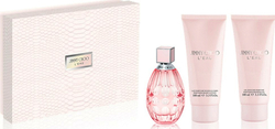Jimmy Choo L'Eau Eau de Toilette 90ml, Body Lotion 100ml & Shower Gel 100ml