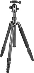 Manfrotto Element Traveller Big Carbon Fiber MKELEB5CF-BH Τρίποδο - Φωτογραφικό