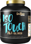 GoldTouch Nutrition Premium Iso Touch 86% 2000gr Belgium Chocolate