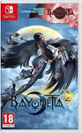Bayonetta 1 + 2 Switch