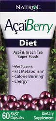 Natrol Acai Berry Diet 60 κάψουλες