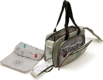 Fisher Price Mama Bag Grey