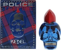Police To Be Rebel Eau de Toilette 75ml