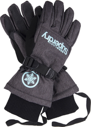 Superdry Adults Ultimate Snow Service Glove G93100DPF1-NKM