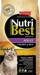 Picart Nutribest Adult Chicken & Rice 4kg