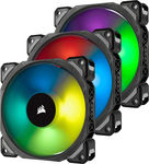 Corsair ML120 PRO RGB (3 Fan Pack) 120mm