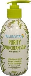 Helenvita Purity Hand Cream Soap 300ml