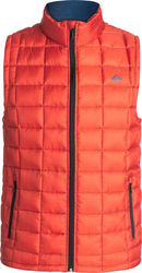 Quiksilver Lease Vest Orange