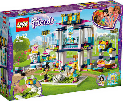 Lego Friends: Stephanie's Sports Arena 41338