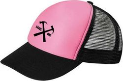 Level One Kansas Cap (GO7040-Negro Rosa-02228)