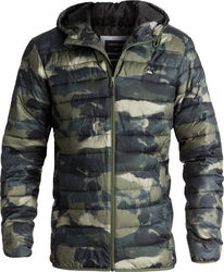 Quiksilver Everyday Scaly Water Repellent Insulator Jacket