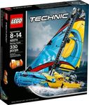 Lego Technic: Racing Yacht 42074