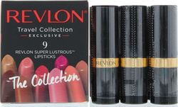 Revlon The Collection 9 Super Lustrous Lipsticks