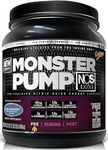Cytosport Monster Pump N.O.S 454gr Blue Raspberry